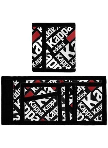 Kappa Cüzdan Siyah